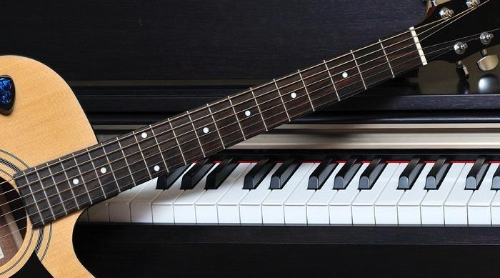 instrumentos musicales basados en el sistema temperado
